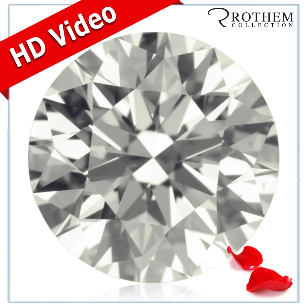 GIA Certified 0.32 Ct Loose Diamond W-X I1 Round Cut Sale Unmounted 30220299