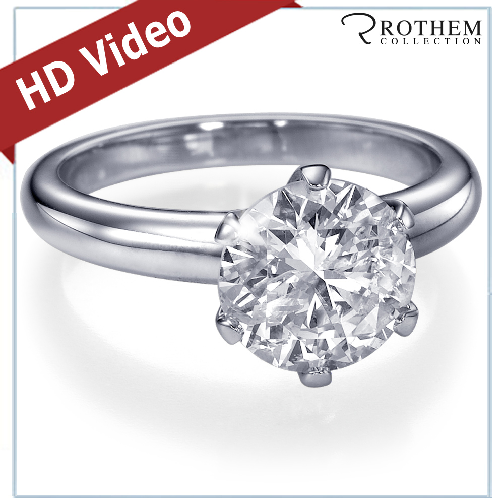 REAL e 1 carat Diamond Ring I I2 Engagement Solitaire Best Price