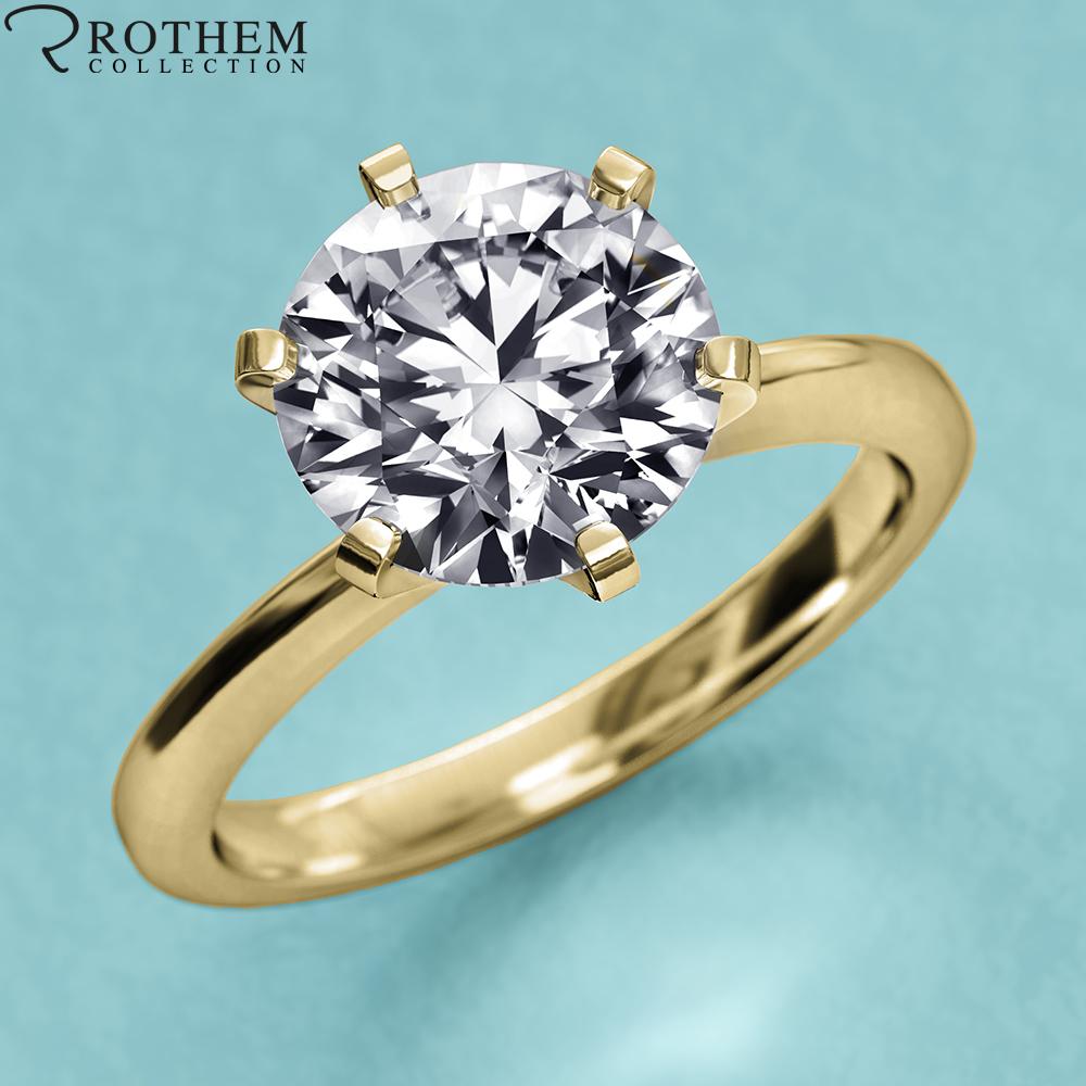 1 50 Quilates Solitaire Anel De Noivado Diamante Amarelo Ouro Si2 Preco De Varejo Sugerido Pelo Fabricante 22 250 22951198 Ebay