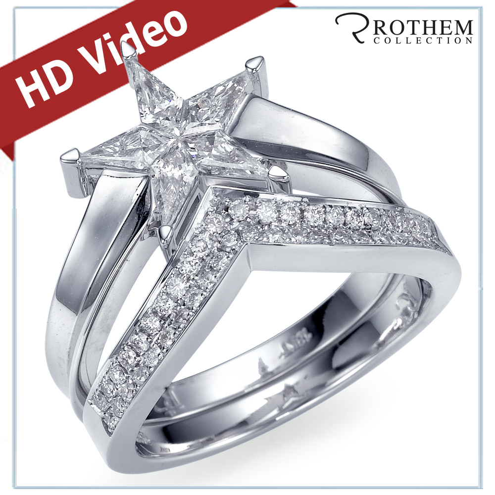 regard to shaped promise engagement rings diamond wedding with star